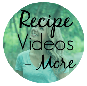recipe videos and more youtube button small