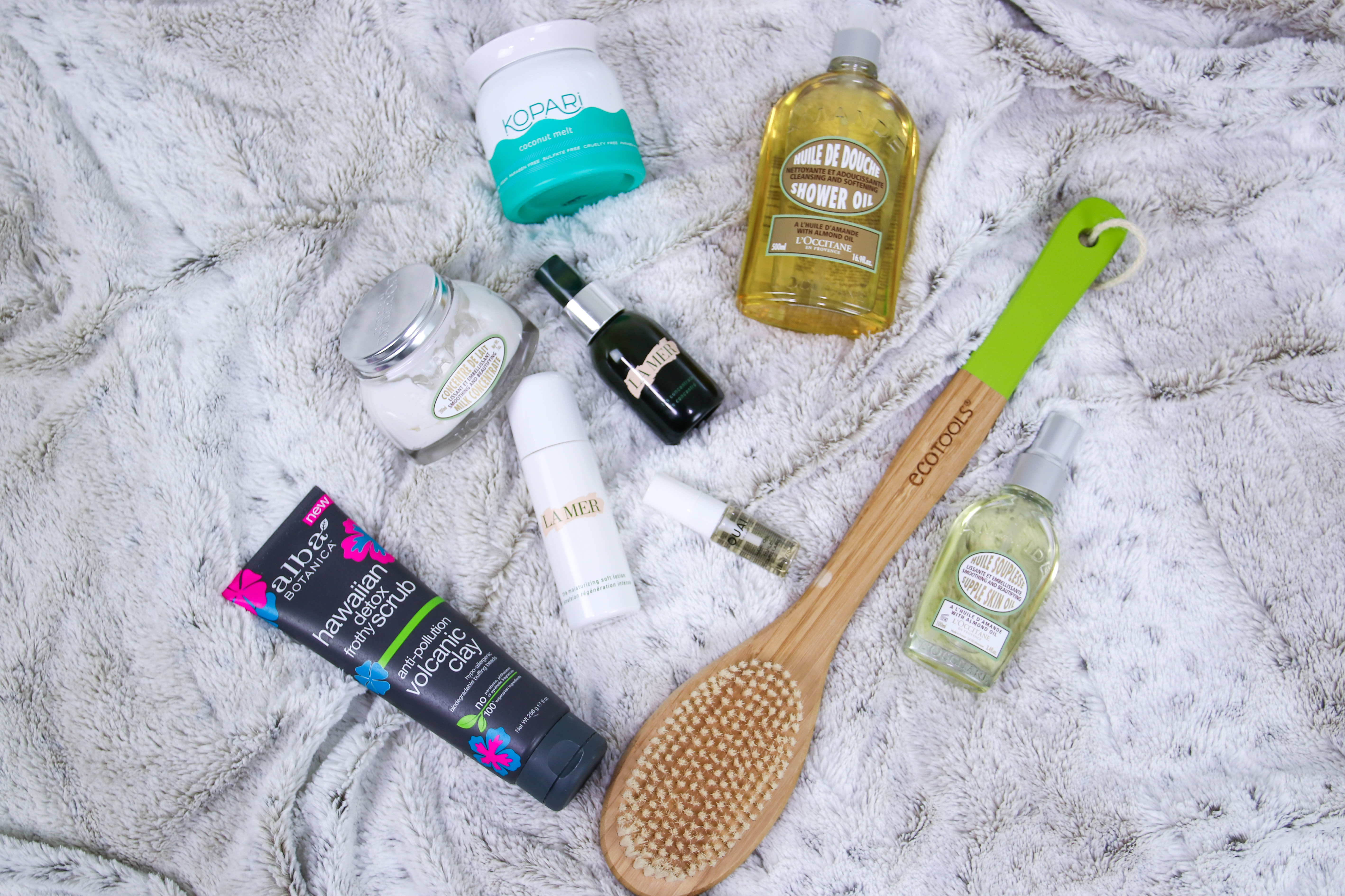 dry skin products