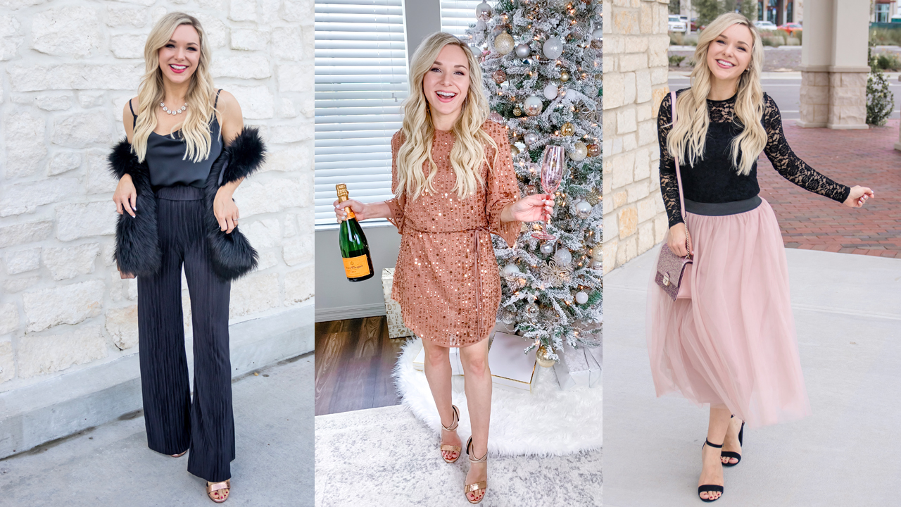 New Year S Eve Outfit Ideas Shannon H Sullivan