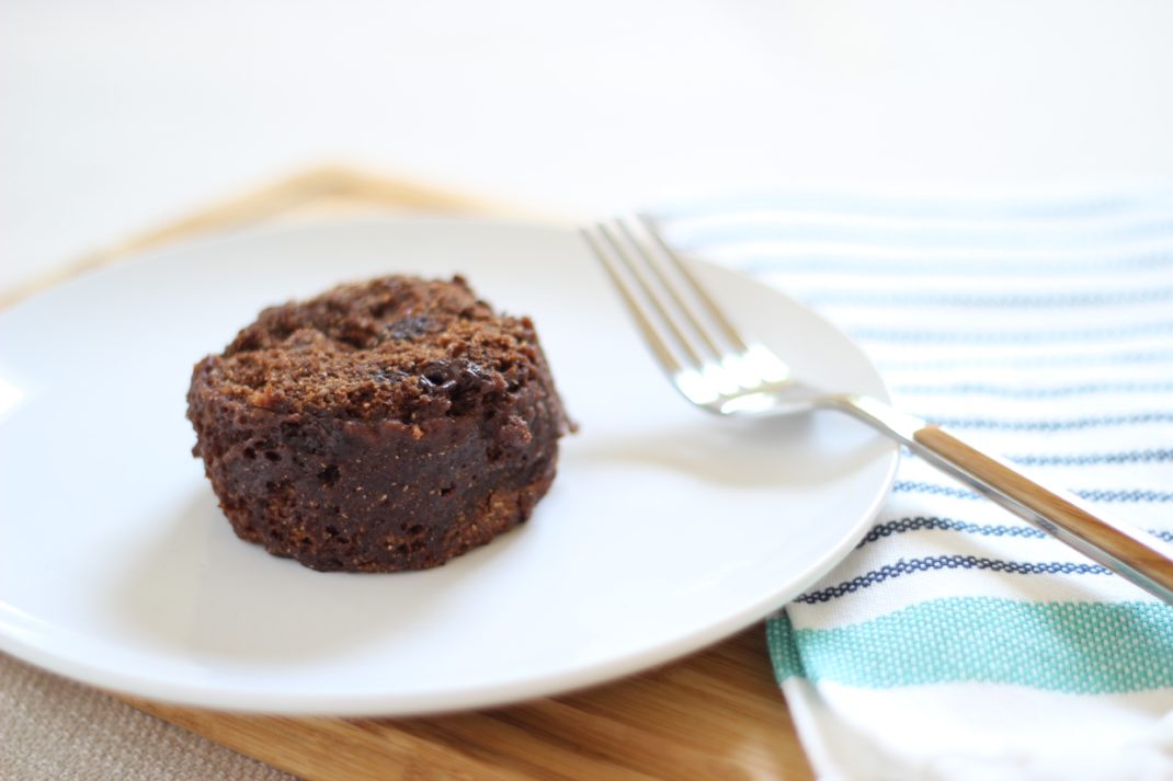 Chocolate Cake in a Mug Recipe - SHANNON H. SULLIVAN